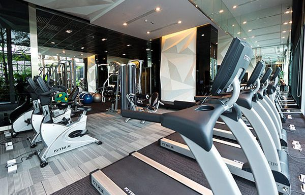 The-Address-Asoke-Bangkok-condo-for-sale-fitness